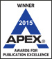 Apex Award Winner 2015